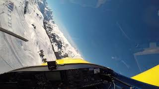 Mountainrock - Flying an RV-7 in the Swiss Mountains