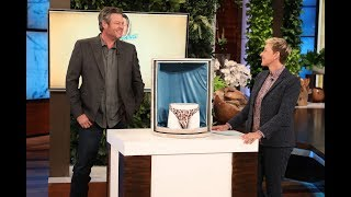 Blake Shelton Sells a Mystery Item in 'Pitch Please'