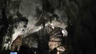 preview picture of video 'Die Höhle von Postojna'