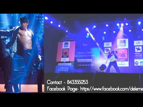 Bang Bang   Kala Ghoda Art Festival   D-Element Dance Crew