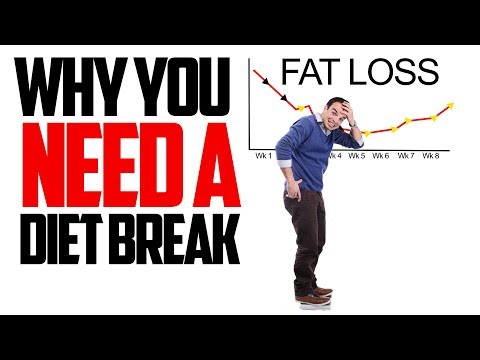 Why YOU Need a Diet Break