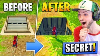 Opening the *SECRET* BUNKER - What