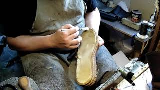 Shoe Repair. Любимые босоножки # 2, замена стельки