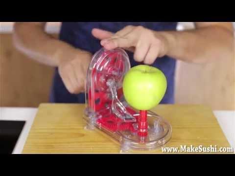 Insane Apple Peeler