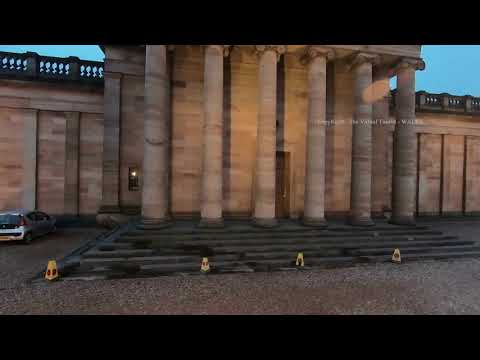 Walk Through Edinburgh City Centre At Night In Scotland Mp3