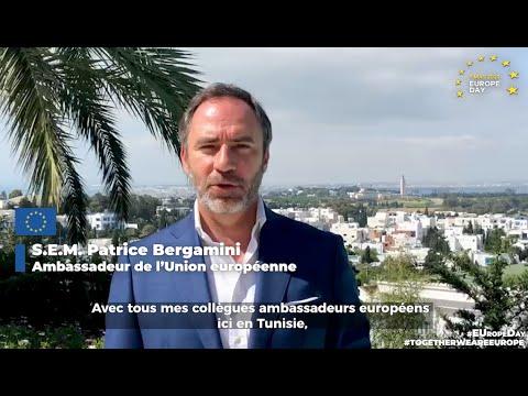 #EuropeDay 2020 en Tunisie