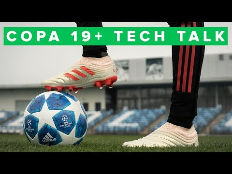 THE NEW COPA 19+ | New leather technology