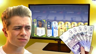 What Does Spending £5000 on FIFA 18 Packs Get You?