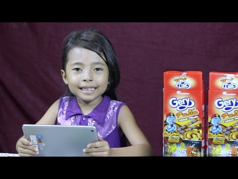 Video unboxing gery pasta D'Guardian - bermain game D'Guardian Gery AR - little princess shinta