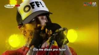 Red Hot Chili Peppers - The Adventures Of Rain Dance Maggie [HD][Legendado][¢r.Mogyab]
