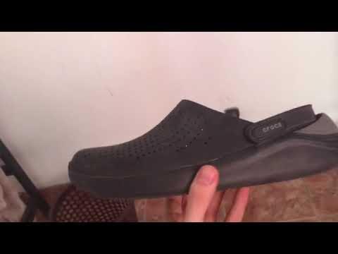 Crocs LiteRide Pacer SKU: 9006032 YouTube