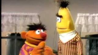 Ernie Helps Bert With His Sneeze Sesame Street