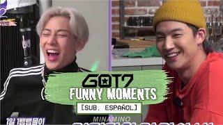 GOT7 Funny Moments 6 [SUB. ESPAÑOL]