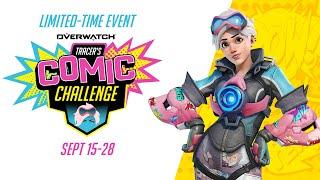 Tracer's Comic Challenge | Overwatch