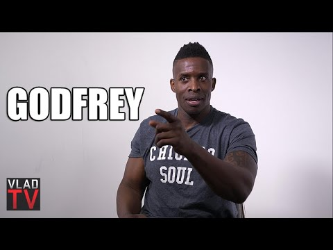 """Godfrey Slams the Dutch for Painting Themselves Black as """"Black Pete"""" (Part 12)"""