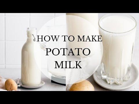 Mlijeko od krompira novi hit zdrave ishrane
