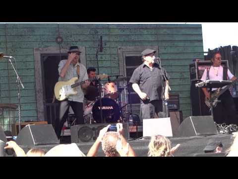 2013 Portland Waterfront Blues Fest (Franco Paletta and the Stingers - O Baby)