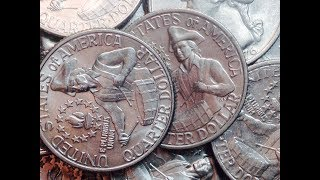 1776-1976 Quarters: Basis Of Coin Collecting  The Bicentennial Quarter