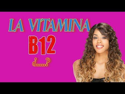 La Vitamina B12 - - ¿Para Qué sirve la Vitamina B12 ?