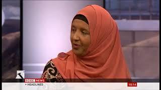 UK Somalis 'racially profiled' over FGM: BBC.com; Victoria Derbyshire programme, Panel: Zainab Nur, Janet Fyle & Leethen Bartholomew