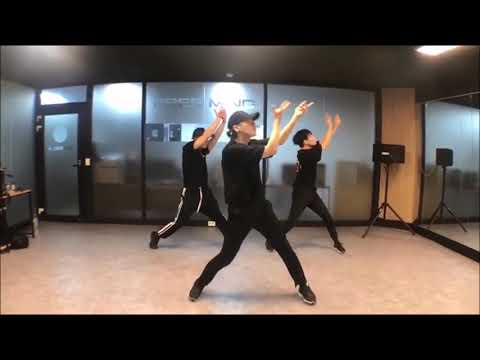 [FreeMind] NOIR (느와르) - 비행모드 (Airplane Mode) (Original Choreography Demo)