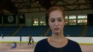 preview picture of video 'Gala de patinage artistique à La Roche-Sur-Yon'