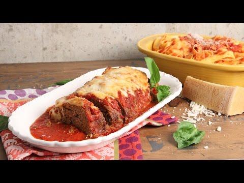 Chicken Parm Meatloaf Recipe | Episode 1151