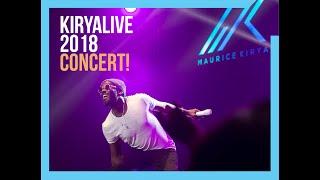 KIRYA LIVE 2018, Full Concert. (MAURICE KIRYA)
