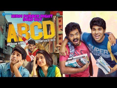 ABCD: America Born Confused Desi Full movie Hindi dubbed | Hindi Dubbing rights sold | Allu Shirish