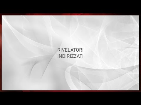 Presentazione prodotti - Rivelatori indirizzati - Videotutorial Tecnofire