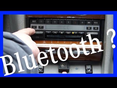 audio bluetooth cassetten adapter für klassiche Autoradios