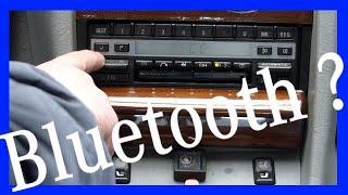audio bluetooth cassetten adapter für klassiche Autoradios #BeckerRadio
