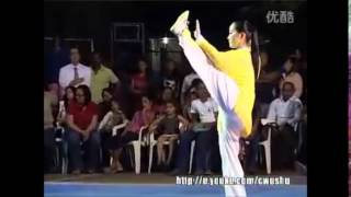 Chinese Wushu in Latin America 2010 Tour / Costa Rica - COMPLETO