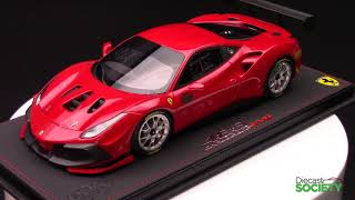BBR Ferrari 488 Challenge EVO