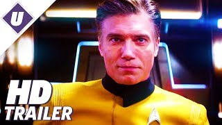 Star Trek: Discovery - Official Comic-Con Trailer | SDCC 2018