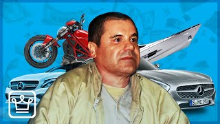 15 CRAZY Expensive Things El Chapo OWNS