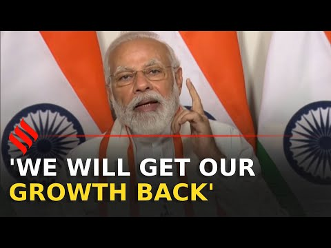 We will get our growth back: PM Modi at CII annual session