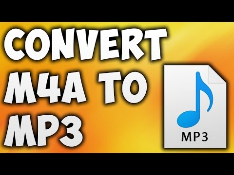 How To Convert M4A TO MP3 Online - Best M4A TO MP3 Converter [BEGINNER'S