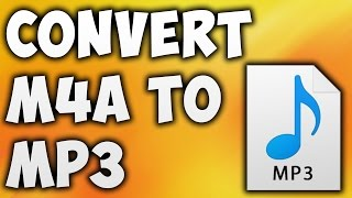 Gambar cover How To Convert M4A TO MP3 Online - Best M4A TO MP3 Converter [BEGINNER'S TUTORIAL]
