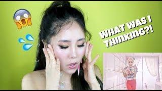 Reacting to My Unpretty Rapstar Performances | 그레이스