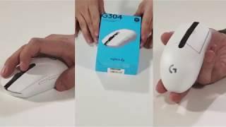 로지텍 G304 LIGHTSPEED WIRELESS (정품) (화이트)_동영상_이미지