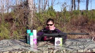 Gamo Black Maxxim Airgun  177 cal - shooting at 60m and 75m - Самые