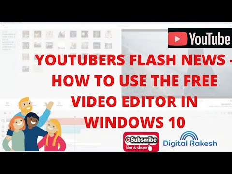How to Use the Free Video Editor in Windows 10