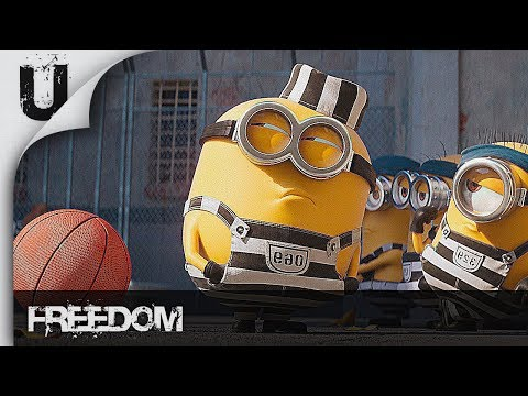 ! Pharrell Williams - Freedom [Despicable Me 3]