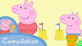 Peppa Pig Official Channel   Peppa Pig Loves Summer Compilation