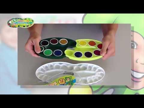Jolly TWINTABS škatla za barve