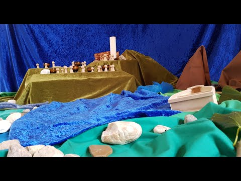 Kinderkirche aus der Kiste: Jesus macht alle satt
