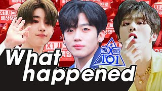 What Happened to X1 - How Produce 101 Failed Them