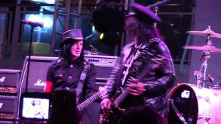 "L.A. GUNS ""Purple Rain"" Monsters of Rock Cruise 2016"