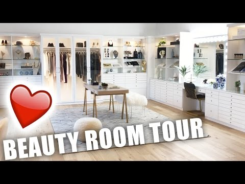 MY BEAUTY ROOM Collab w/ Mr Kate
